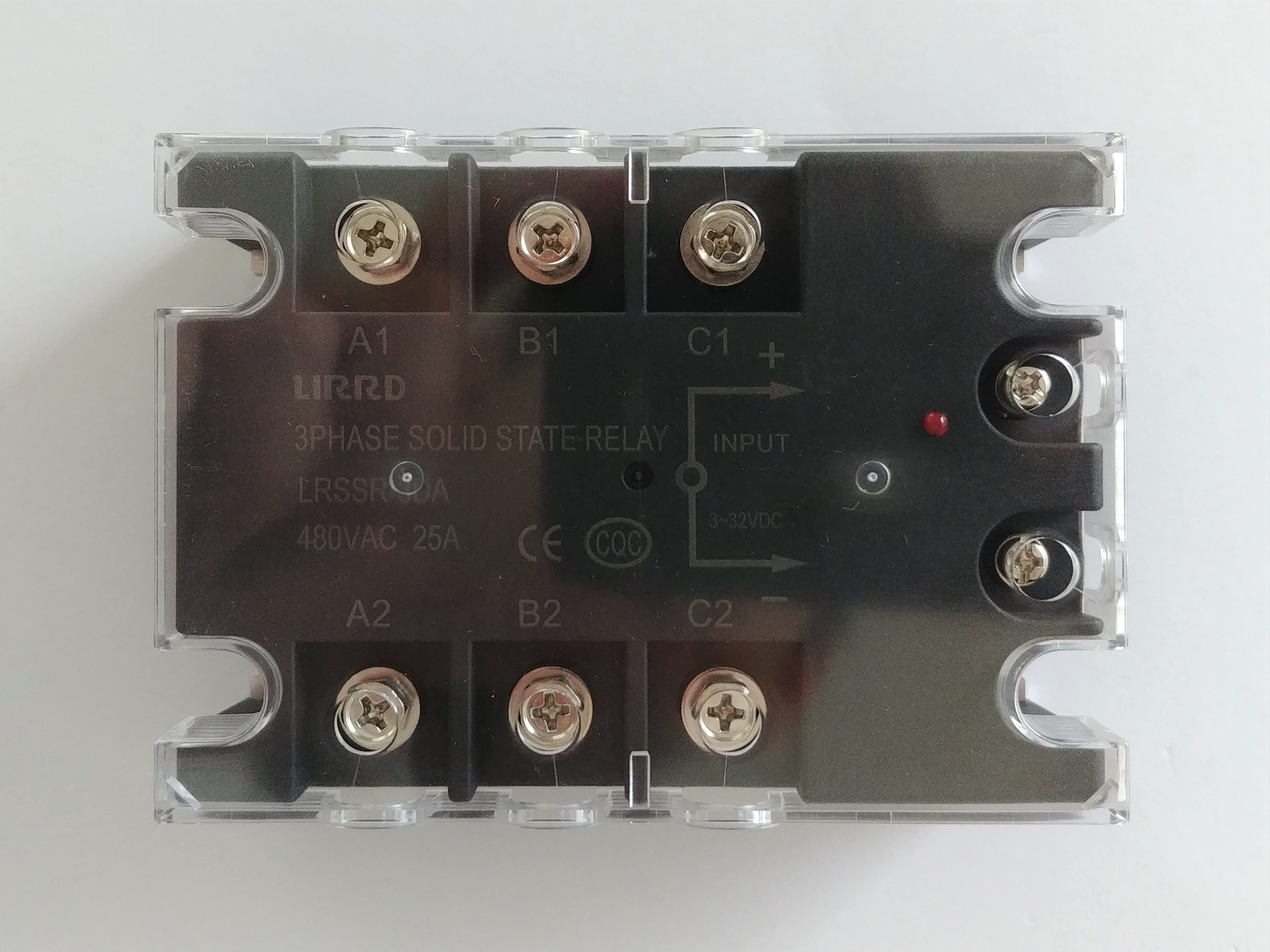 Solid State Relays Relay Control