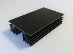 Three Phase Heat Sink - Low Profile