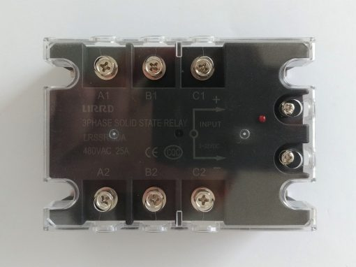 Three Phase Solid State Relay - 25A