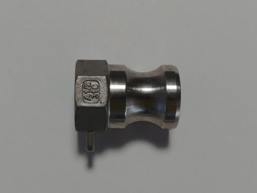 "Camlock Disconnect Male - 1/2"" BSP Female"