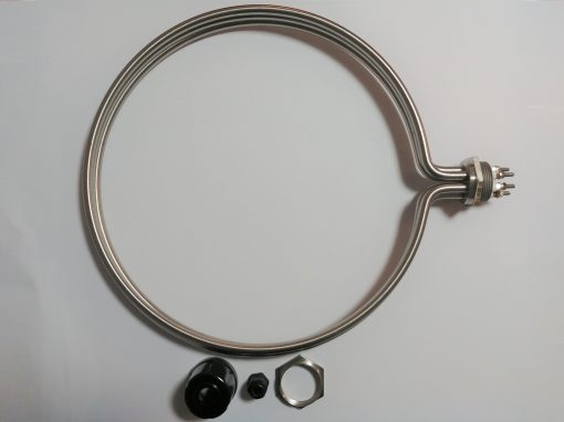 12000W Three Phase Stainless Steel Circle Heating Element