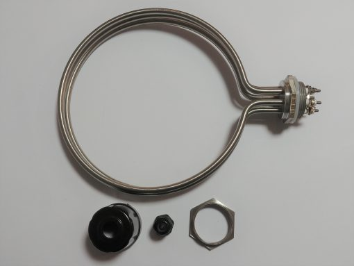3300W Three Phase Stainless Steel Circle Heating Element