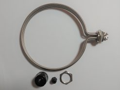5500W Three Phase Stainless Steel Circle Heating Element