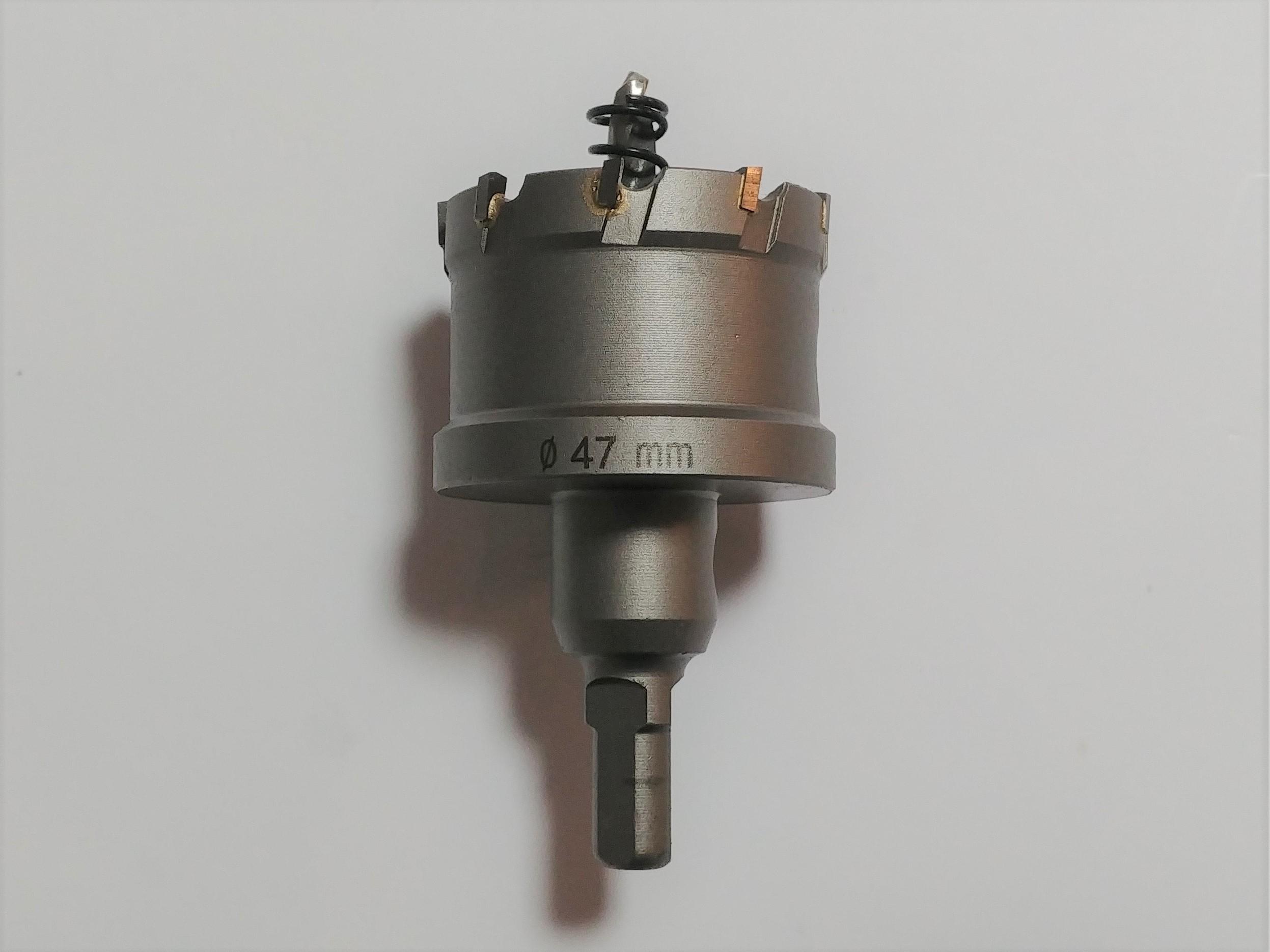 47mm Holesaw